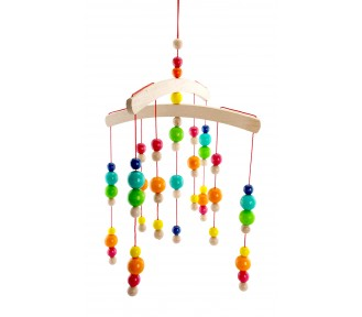 Hess-Spielzeug Mobile Hanger, Natural Brights - AVAIL 15/7
