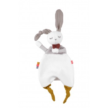 Kikadu Rabbit Boy Towel Doll