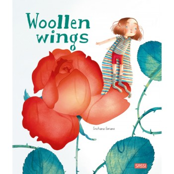 Sassi Books - Story and Picture Book - Woollen Wings - AVAIL 5/8