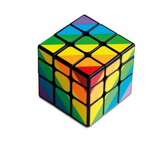 Cayro Games - Puzzle Cube, Unequal 3 x 3