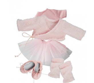 Götz Wardrobe - 45-50 cm - Ballet 7 pcs - JUST 7 LEFT