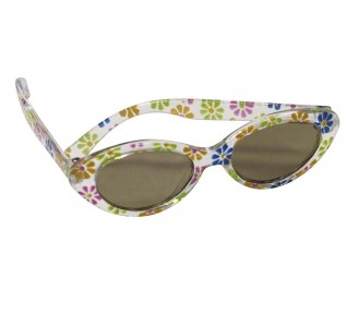 Götz Wardrobe - Sunglasses, Flower Design