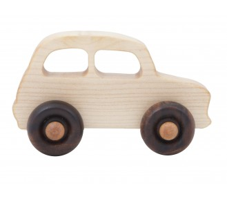 Wooden Story Car - Little French Vehicle - JUST 2 LEFT!