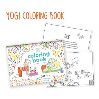 Yogi FUN Colouring Book